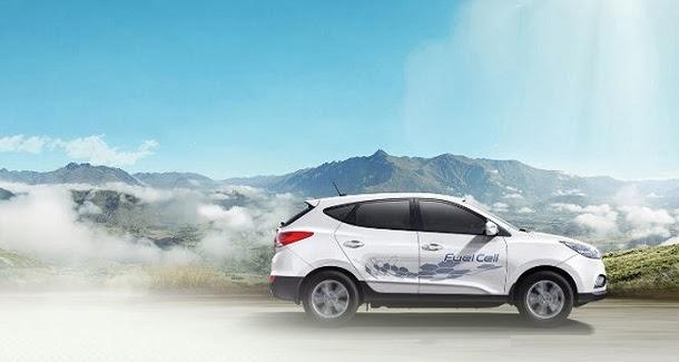 Novo veículo da Hyundai alimentado a excrementos