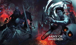 Army of Darkness [Limited Edition Steelbook] + Exclusive Lithograph