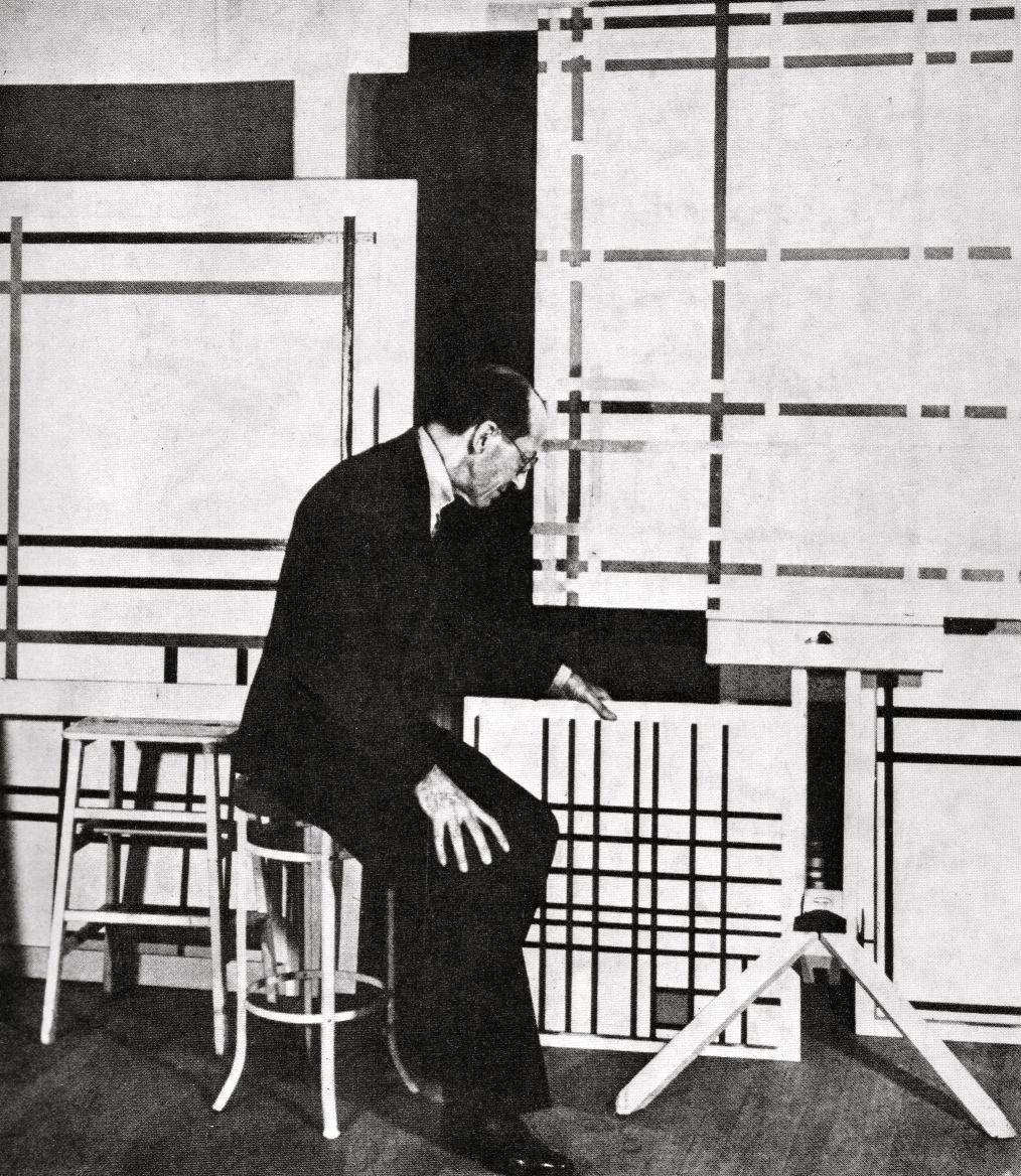 Pinkpagodastudio Piet Mondrian