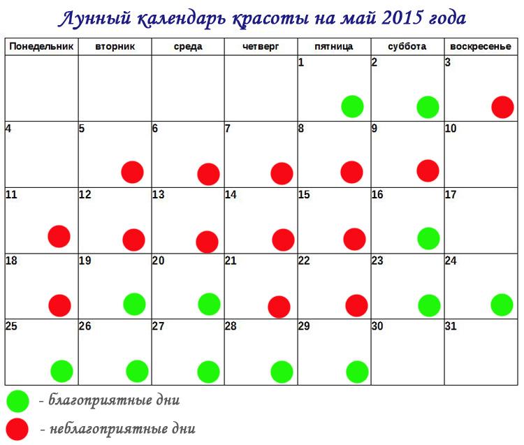 стрижка по лунному календарь: