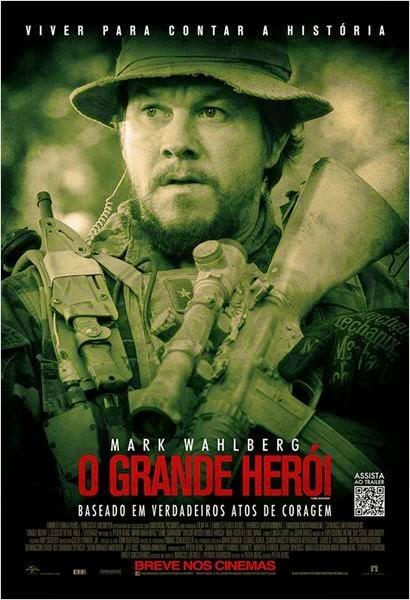 """Poster do filme """"O Grande Herói"""""""