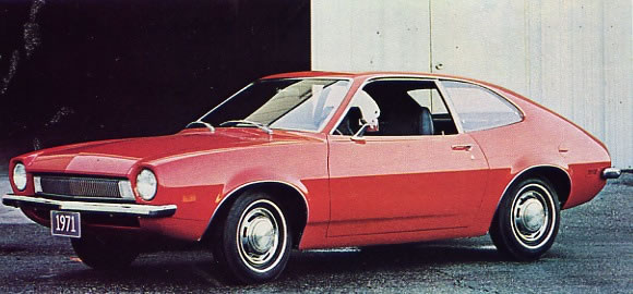 1971 ford pinto 5 of Historys Most Dangerous Cars