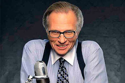 Lawrence Harvey Zeiger — Larry King