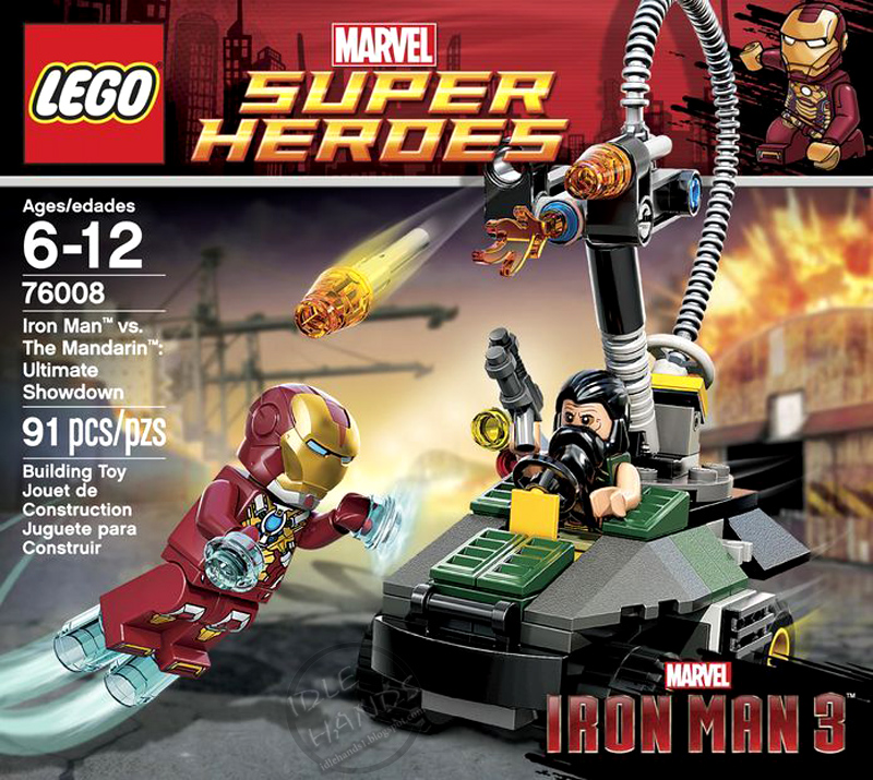 Lego Marvel Toys : Idle hands toy fair lego s new building sets