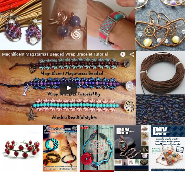 http://handmade-jewelry-club.com/2015/08/weekend-diy-jewelry-making-tutorials.html