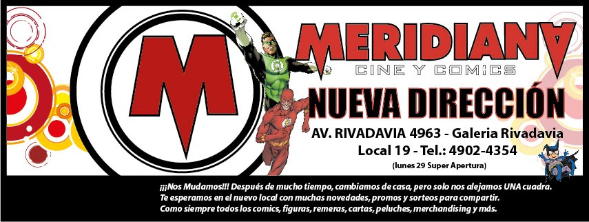 """meridiana"". rivadavia 4963 local 19"