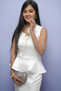 Actress Madhumitha Expose Fashion Dress Photo Gallery