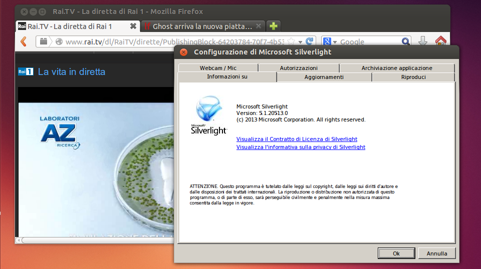 Shockwave install portable firefox linux