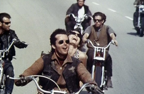 Jack Nicholson Hells Angels On Wheels