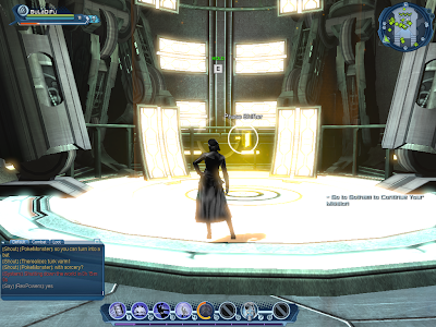 DC Universe Online - Phase Shifter 1