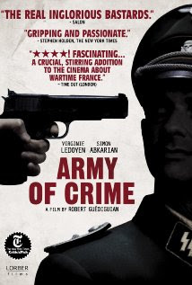 Watch The Army of Crime Online on Megavideo, Putlocker for Free