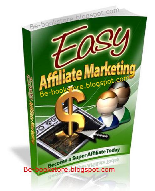 Easy Affiliate Marketing - eBook
