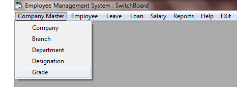 Employee Management System ~ Computer Science Project Codes