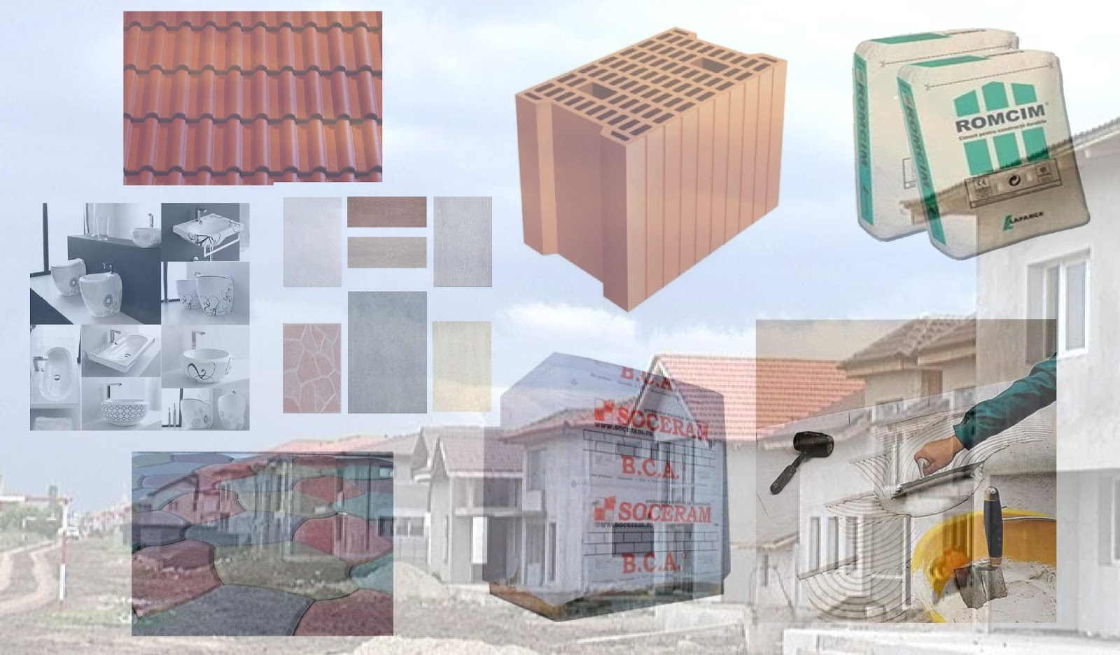 Evoluții pe piața materialelor de construcții