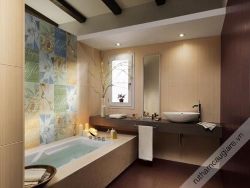 Mẫu nhà vệ sinh đẹp 13