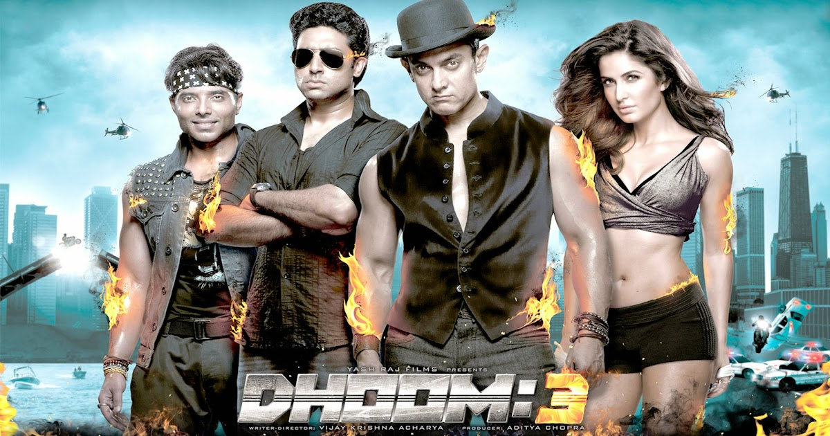 Dhoom Machale Lyrics - Dhoom - Hindi Movies