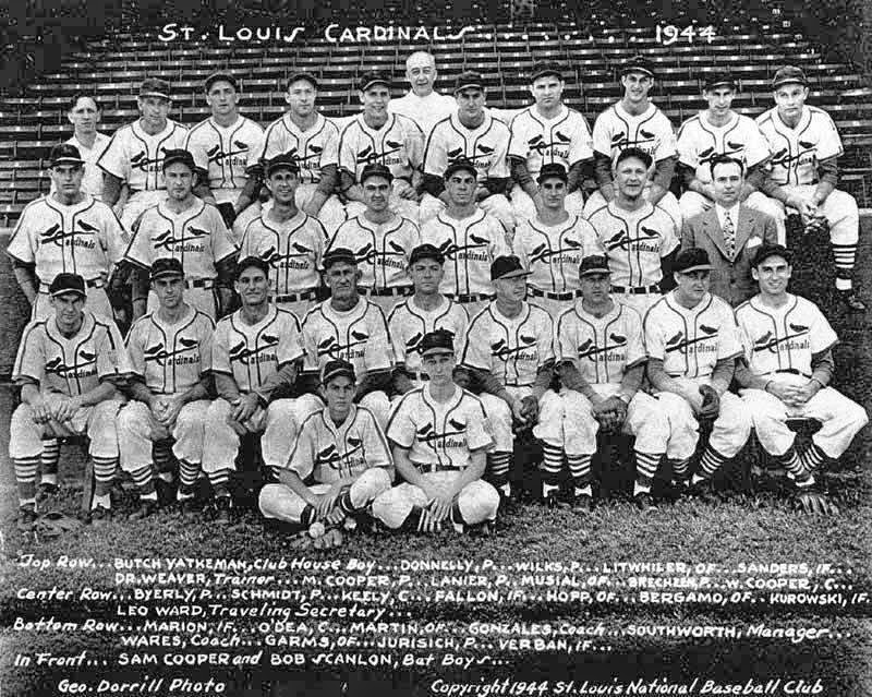 1944 Cardinals