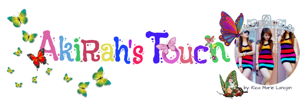 Akirah&#39;s Touch 