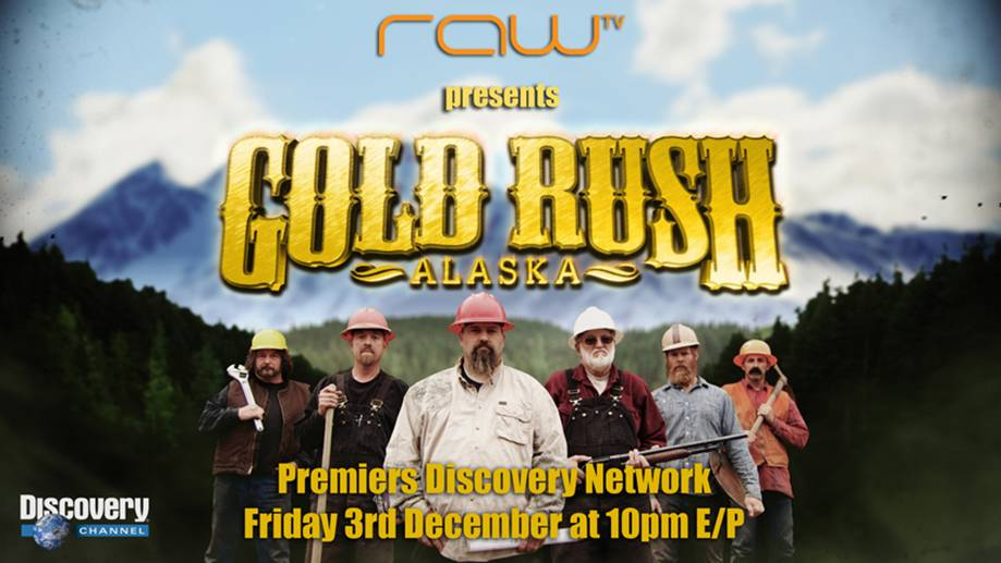 discovery channel gold rush