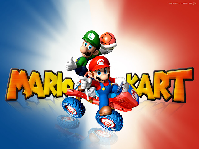 mario kart double dash nintendo racing game