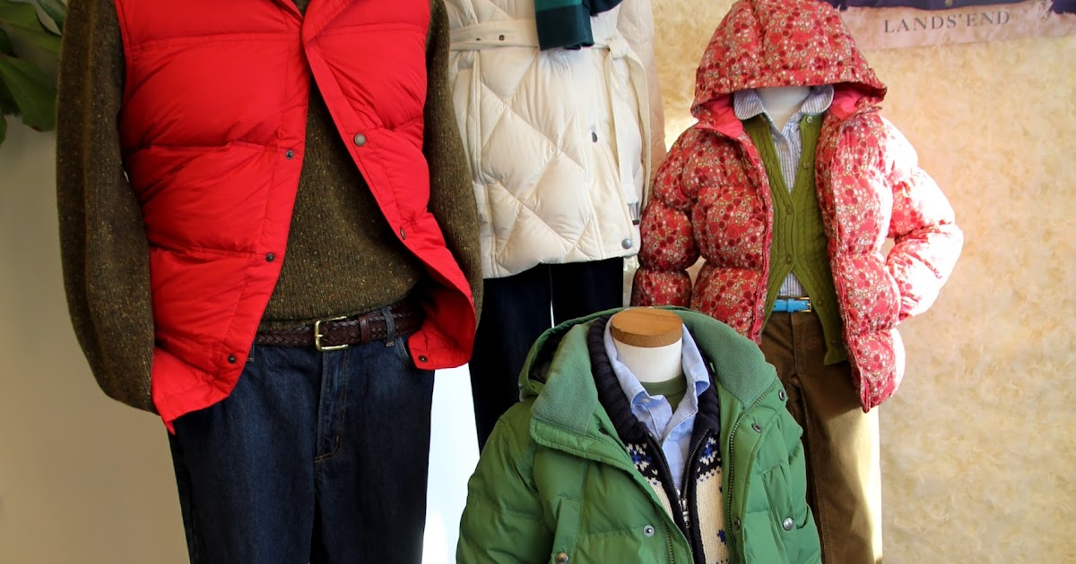 LYRA MAG.: LANDS' END OUTERWEAR Fall 2011