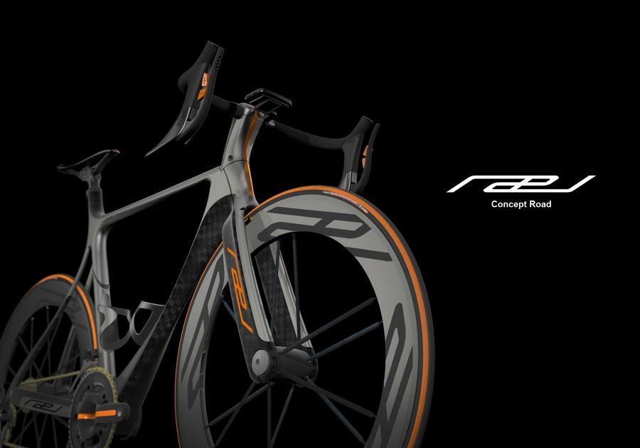 Desain Sepeda Orange Keren | Desain Modifikasi Sepeda