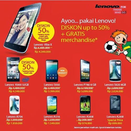 Lenovo Promo di MBC (Mega Bazaar Consumer Show) 2014
