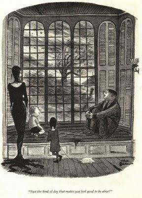 Addams - family comic