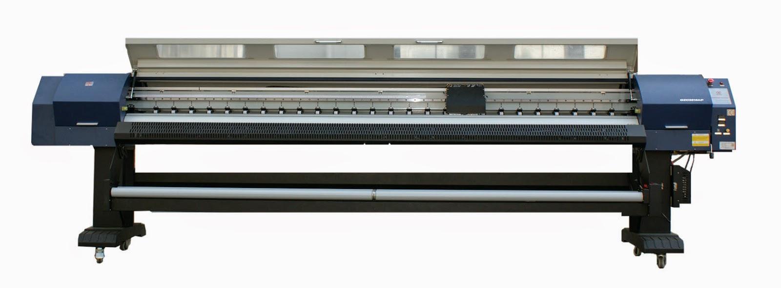 Harga Terbaru Mesin Digital Printing 2014