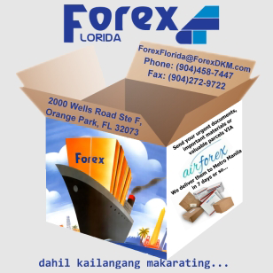 Forex balikbayan tracking number