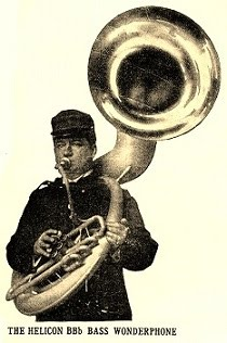 The First Bell-Front Horn