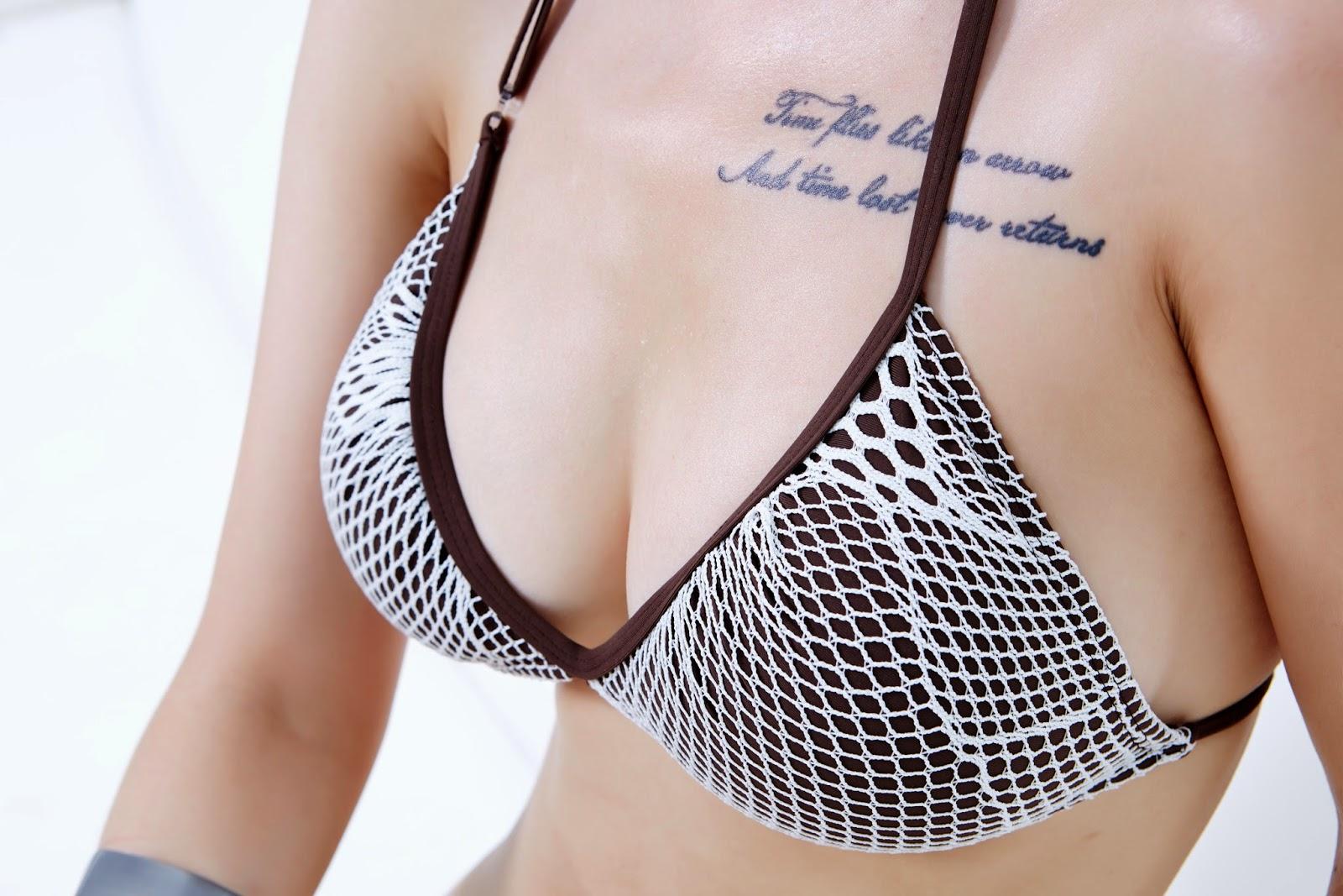 Hasil operasi plastik payudara artis Korea di Wonjin