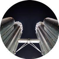Torres-Petronas-Kuala-Lumpur-Malasia