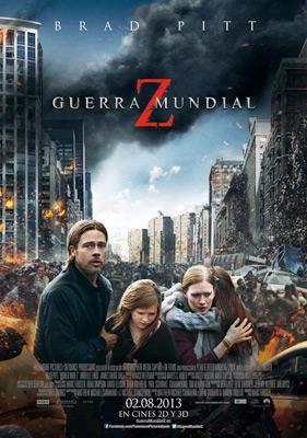 Guerra Mundial Z película