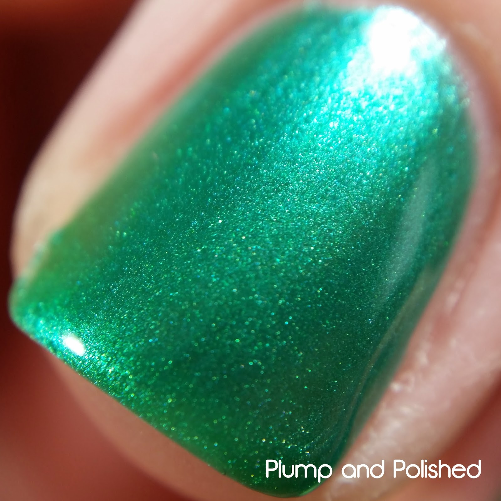 Blue-Eyed Girl Lacquer - Luck o' the Siren