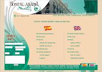sitemap Hostal Abadía Madrid