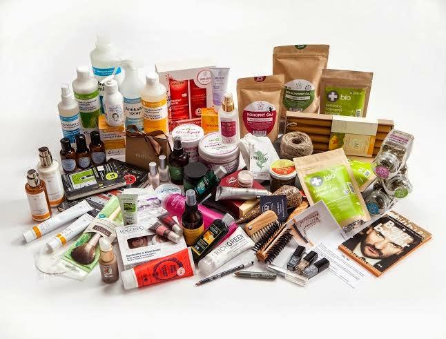přírodní kosmetika, eko kosmetika