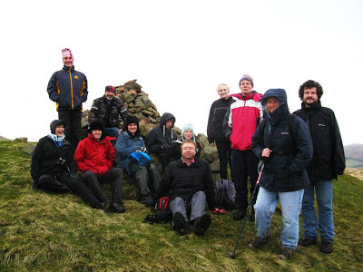 Group by a cairn