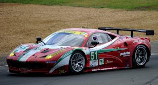 AF Corse Ferrari 458 Italia n°51 Watchclub
