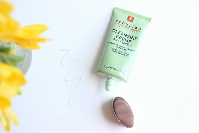 Erborian Cleansing Crème Aux 7 Herbes Review