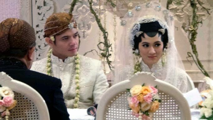 Prosesi Pernikahan Dude dan Alyssa Subandono