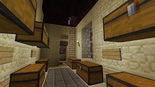 minecraft home storage #1