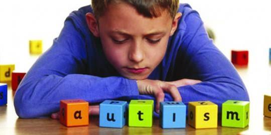 penyakit autisme, gejala autis, ciri autis