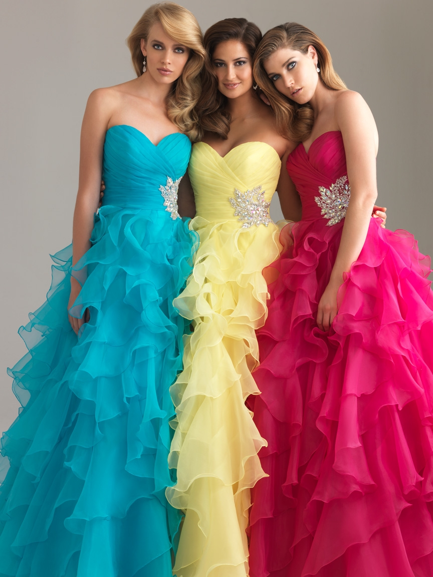 Hills in Hollywood Bridal and Formal Wear: Ball Gowns - Hills In ...