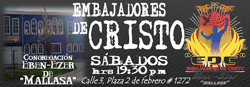 Embajadores de Cristo