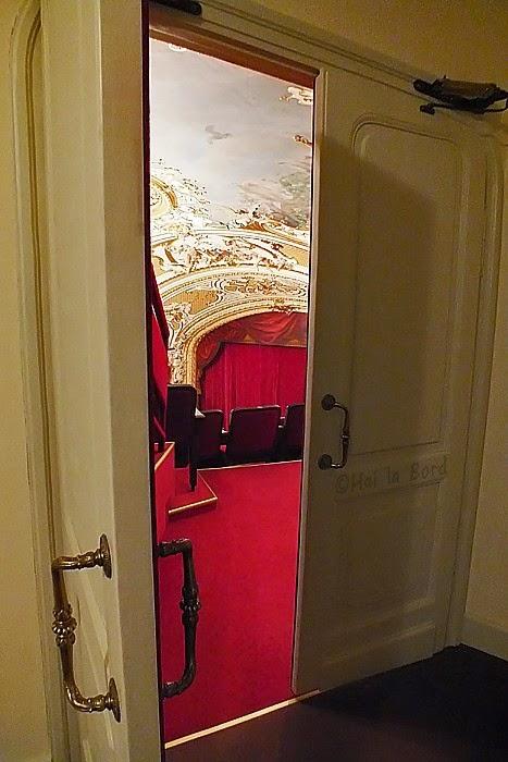 intrare sala mare teatrul national iasi