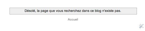 erreur 404, blog, blogger,