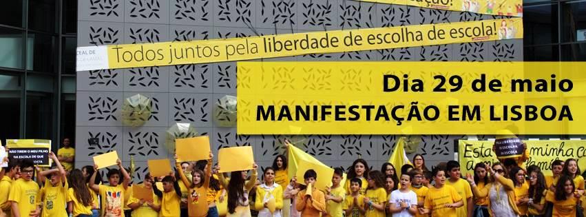 29 de maio: Lisboa