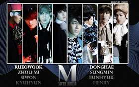 : : Super Junior M : :