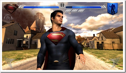 screenshot 2 Man of Steel 1.0